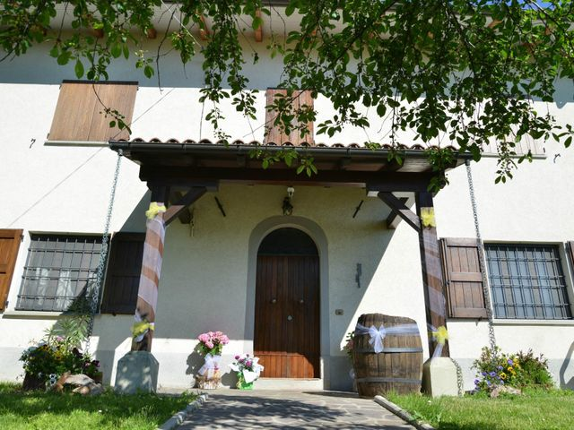Il matrimonio di Simone e Arianna a Pavullo nel Frignano, Modena 4