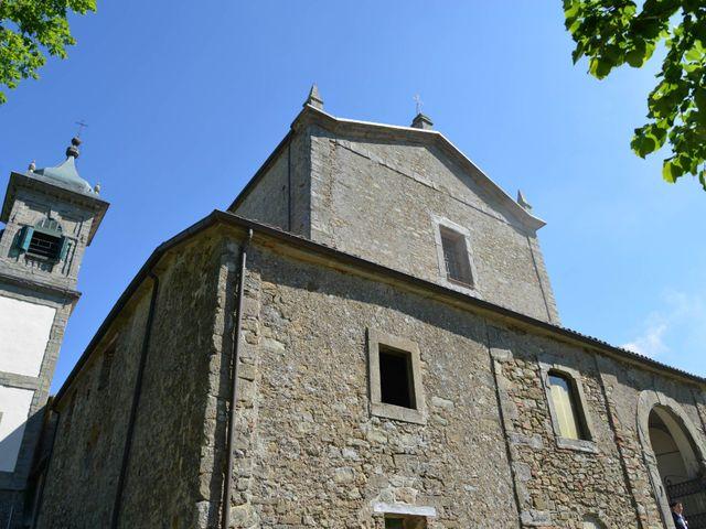 Il matrimonio di Simone e Arianna a Pavullo nel Frignano, Modena 32