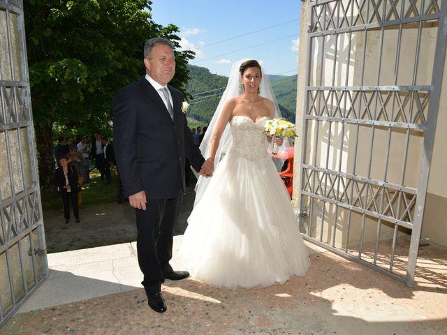 Il matrimonio di Simone e Arianna a Pavullo nel Frignano, Modena 49