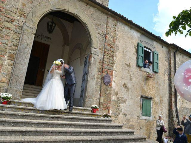 Il matrimonio di Simone e Arianna a Pavullo nel Frignano, Modena 77