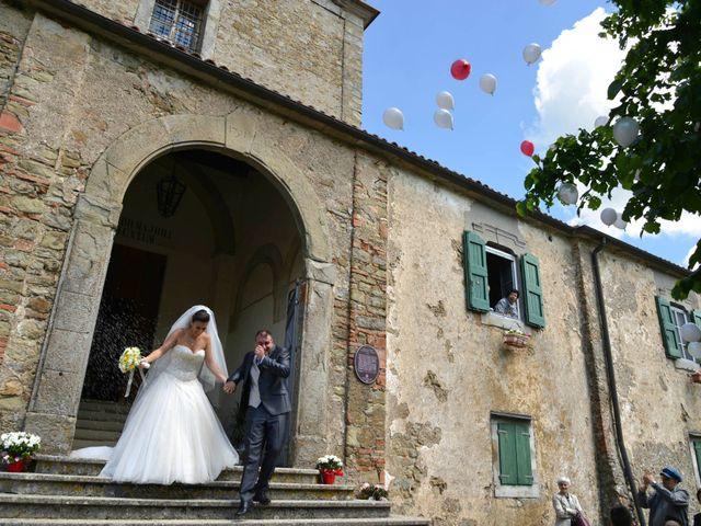 Il matrimonio di Simone e Arianna a Pavullo nel Frignano, Modena 78