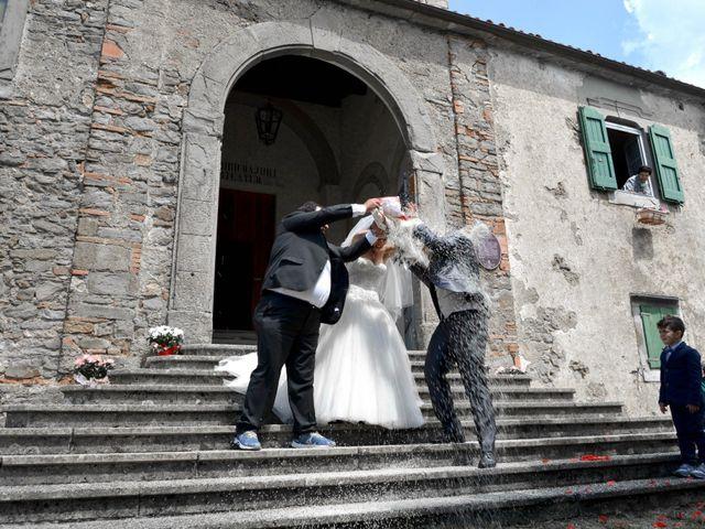 Il matrimonio di Simone e Arianna a Pavullo nel Frignano, Modena 81