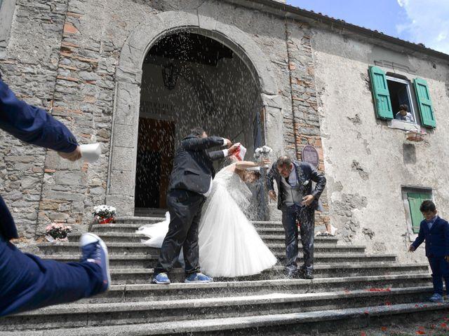 Il matrimonio di Simone e Arianna a Pavullo nel Frignano, Modena 82