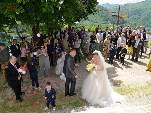 Il matrimonio di Simone e Arianna a Pavullo nel Frignano, Modena 83
