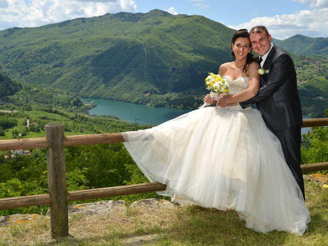 Il matrimonio di Simone e Arianna a Pavullo nel Frignano, Modena 90