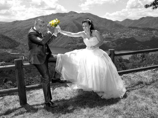 Il matrimonio di Simone e Arianna a Pavullo nel Frignano, Modena 1