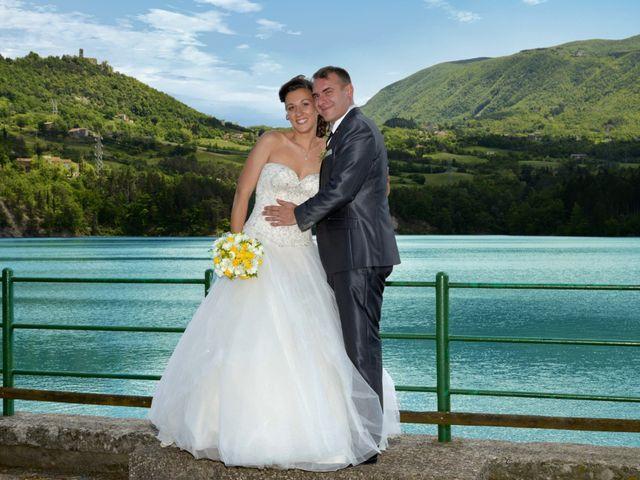 Il matrimonio di Simone e Arianna a Pavullo nel Frignano, Modena 93