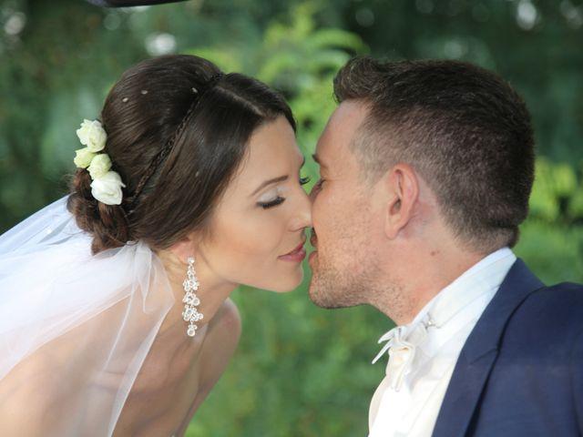 le nozze di Olga e Francesco