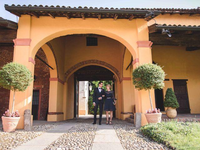 Il matrimonio di Matteo e Federica a Pavia, Pavia 20