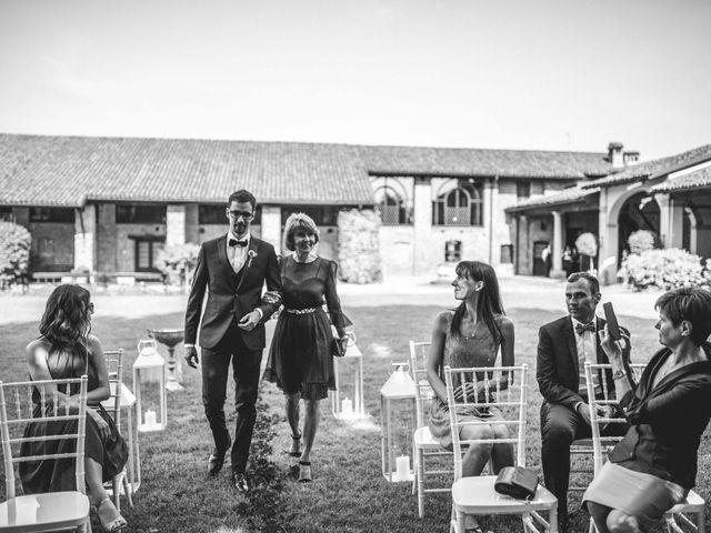 Il matrimonio di Matteo e Federica a Pavia, Pavia 22
