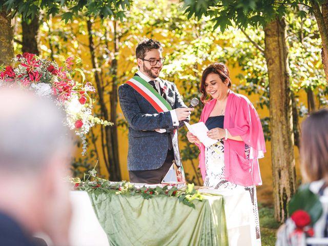 Il matrimonio di Matteo e Federica a Pavia, Pavia 28