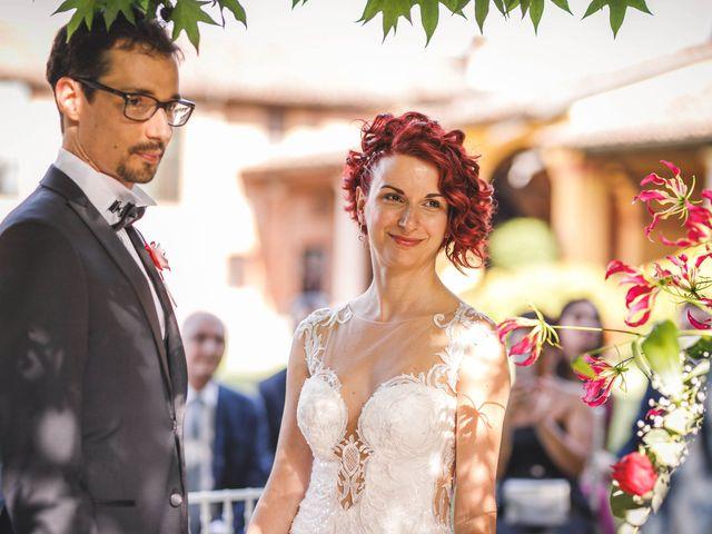 Il matrimonio di Matteo e Federica a Pavia, Pavia 35