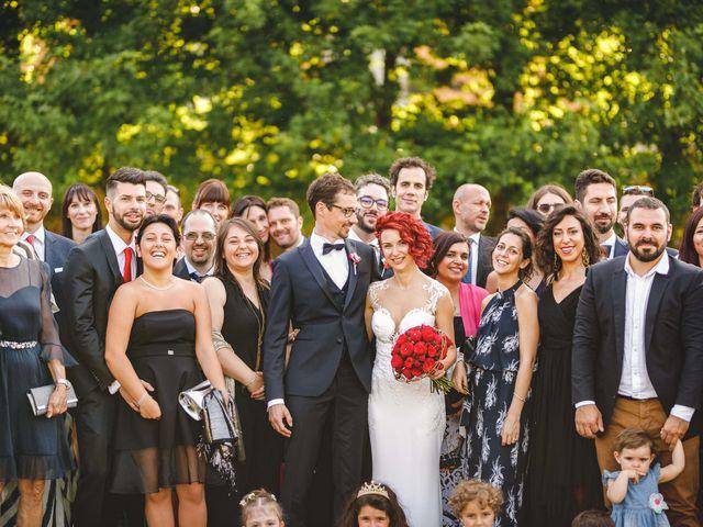 Il matrimonio di Matteo e Federica a Pavia, Pavia 40