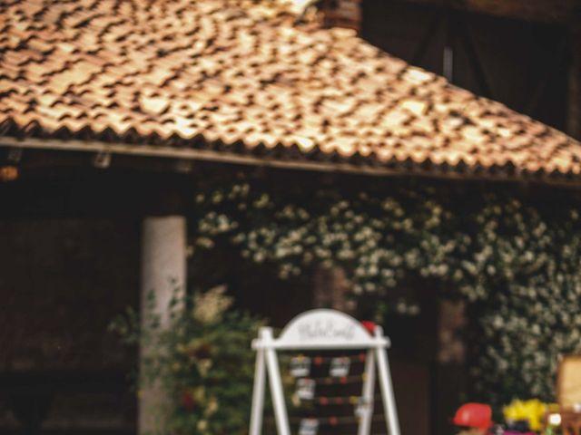 Il matrimonio di Matteo e Federica a Pavia, Pavia 49