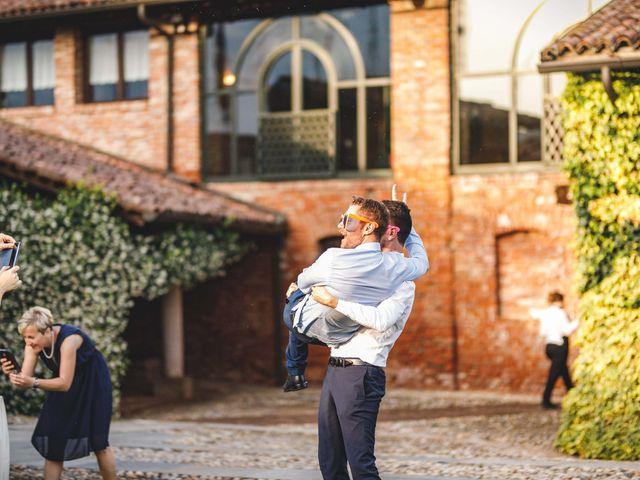 Il matrimonio di Matteo e Federica a Pavia, Pavia 54