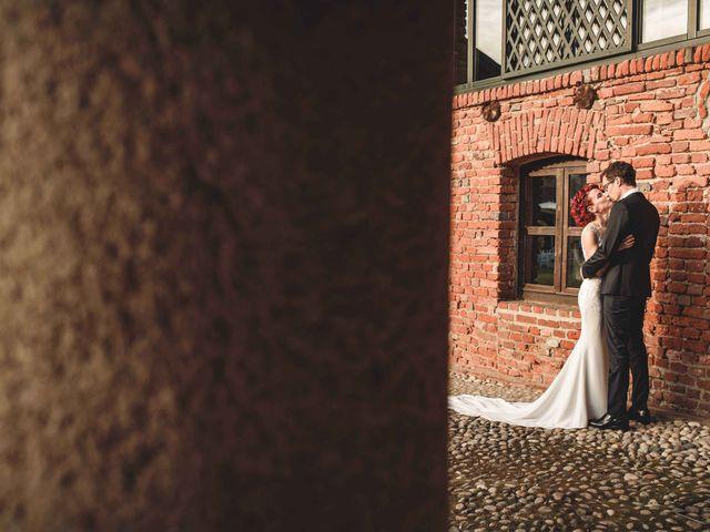 Il matrimonio di Matteo e Federica a Pavia, Pavia 55