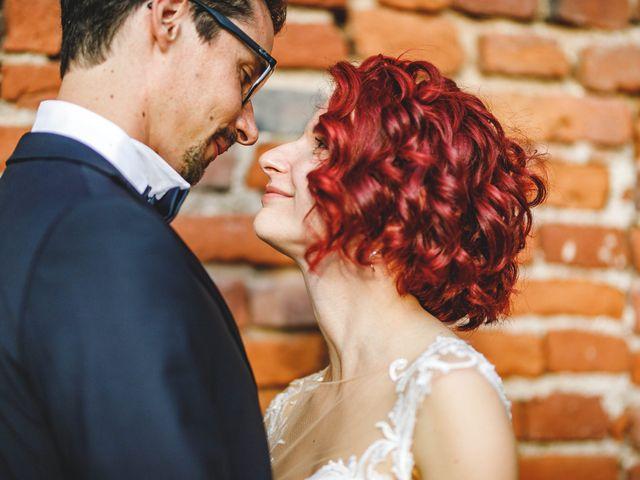 Il matrimonio di Matteo e Federica a Pavia, Pavia 56