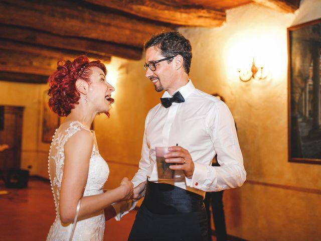 Il matrimonio di Matteo e Federica a Pavia, Pavia 73