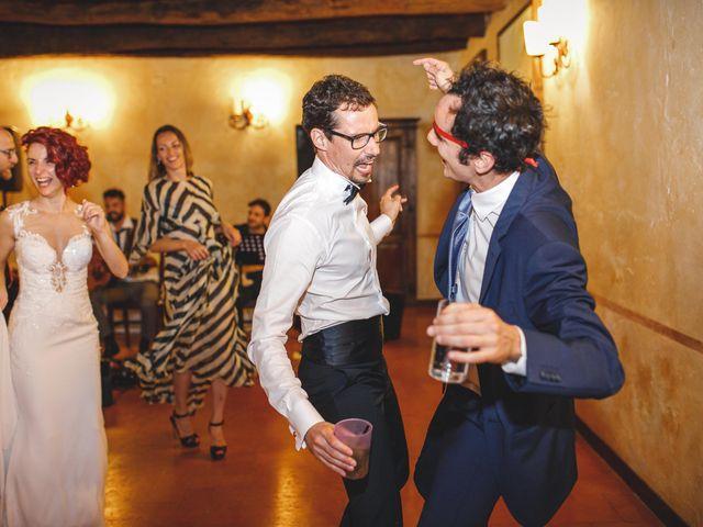 Il matrimonio di Matteo e Federica a Pavia, Pavia 77