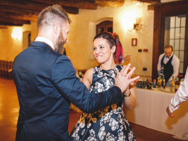 Il matrimonio di Matteo e Federica a Pavia, Pavia 79
