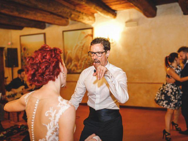 Il matrimonio di Matteo e Federica a Pavia, Pavia 80