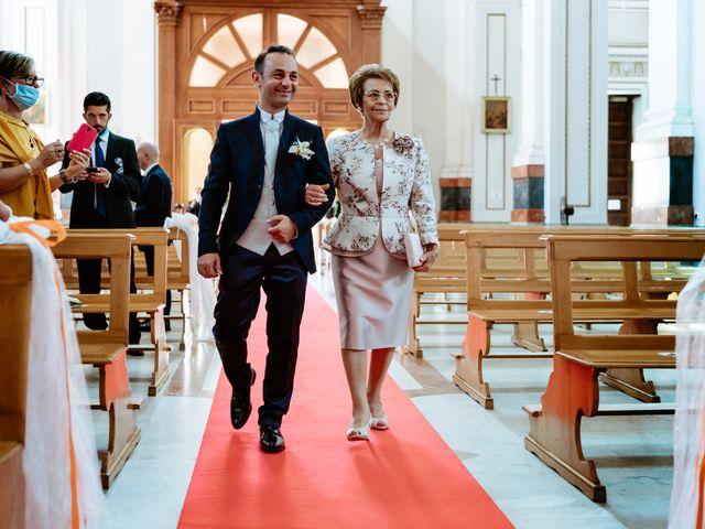 Il matrimonio di Rino e Marisa a Sciacca, Agrigento 26
