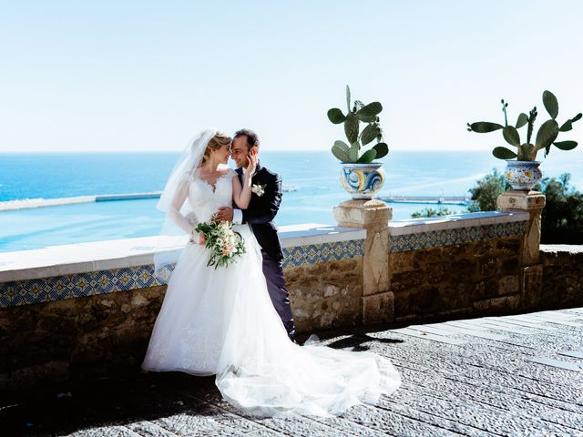 Il matrimonio di Rino e Marisa a Sciacca, Agrigento 36