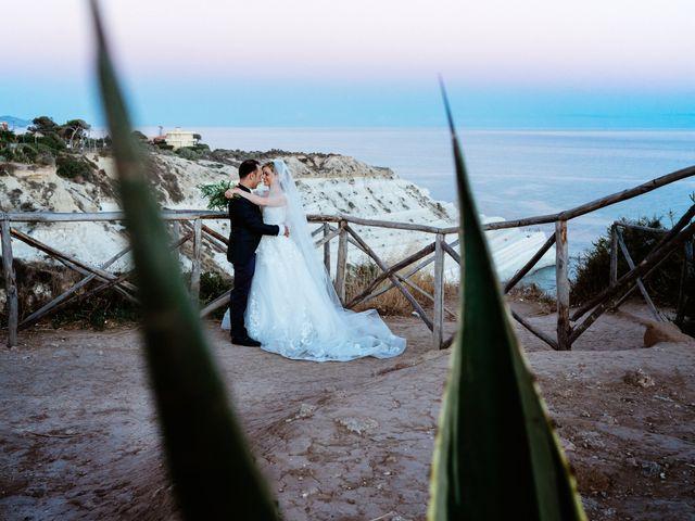 Il matrimonio di Rino e Marisa a Sciacca, Agrigento 47