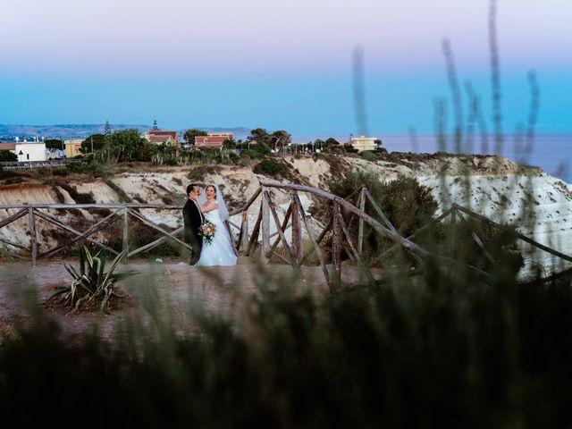Il matrimonio di Rino e Marisa a Sciacca, Agrigento 49