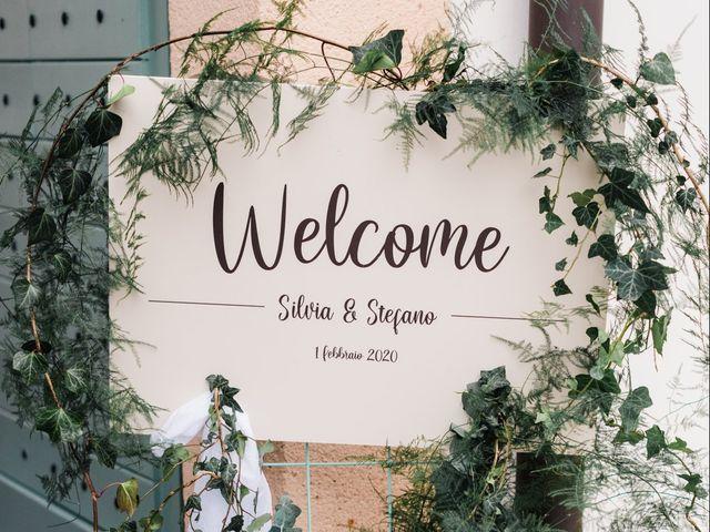 Il matrimonio di Stefano e Silvia a Cusano Milanino, Milano 36