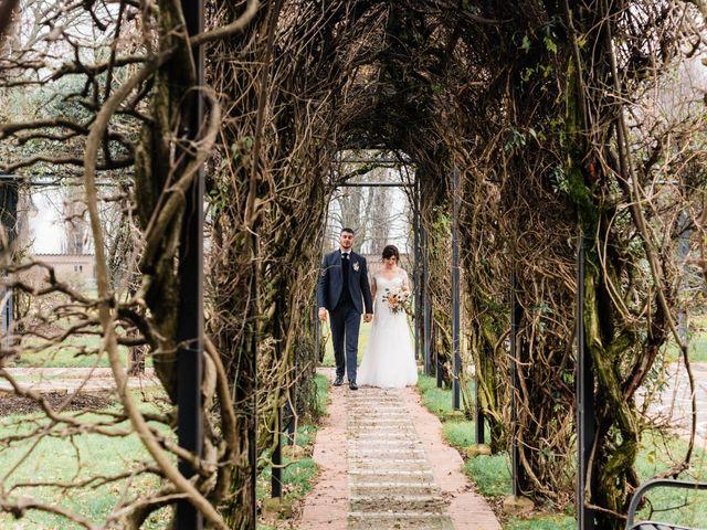 Il matrimonio di Stefano e Silvia a Cusano Milanino, Milano 45
