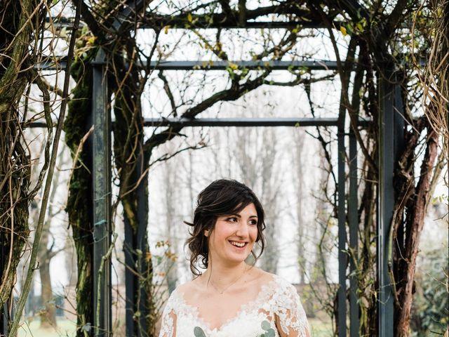 Il matrimonio di Stefano e Silvia a Cusano Milanino, Milano 46