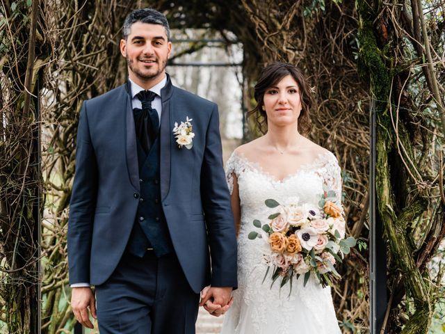 Il matrimonio di Stefano e Silvia a Cusano Milanino, Milano 67