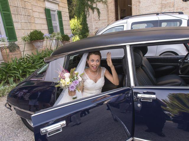 Il matrimonio di Alessandro e Maria Elisa a Cupra Marittima, Ascoli Piceno 14
