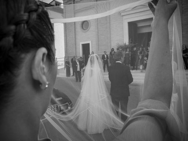 Il matrimonio di Alessandro e Maria Elisa a Cupra Marittima, Ascoli Piceno 18