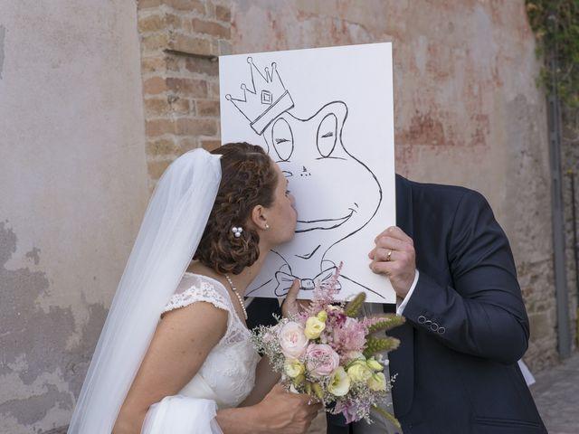 Il matrimonio di Alessandro e Maria Elisa a Cupra Marittima, Ascoli Piceno 22