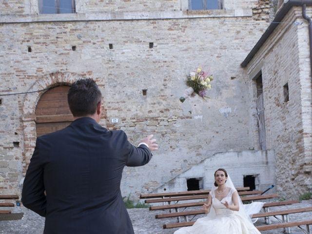 Il matrimonio di Alessandro e Maria Elisa a Cupra Marittima, Ascoli Piceno 27