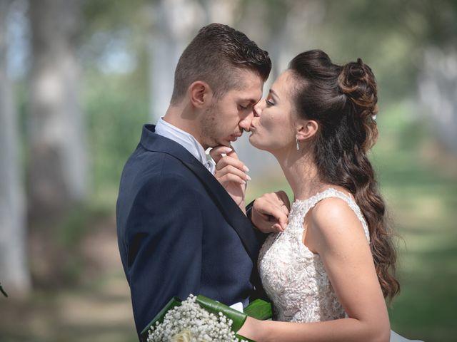 Le nozze di Salvatore e Benedetta