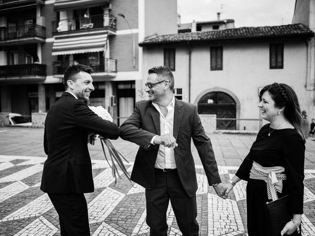 Il matrimonio di Daniele e Michela a Suisio, Bergamo 16