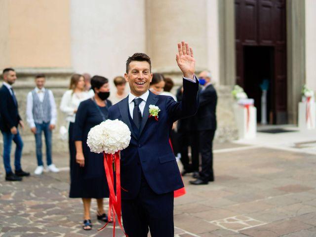 Il matrimonio di Daniele e Michela a Suisio, Bergamo 17