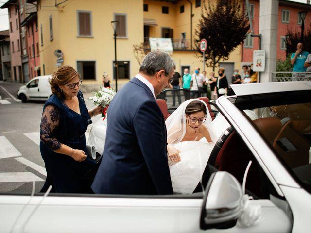 Il matrimonio di Daniele e Michela a Suisio, Bergamo 20