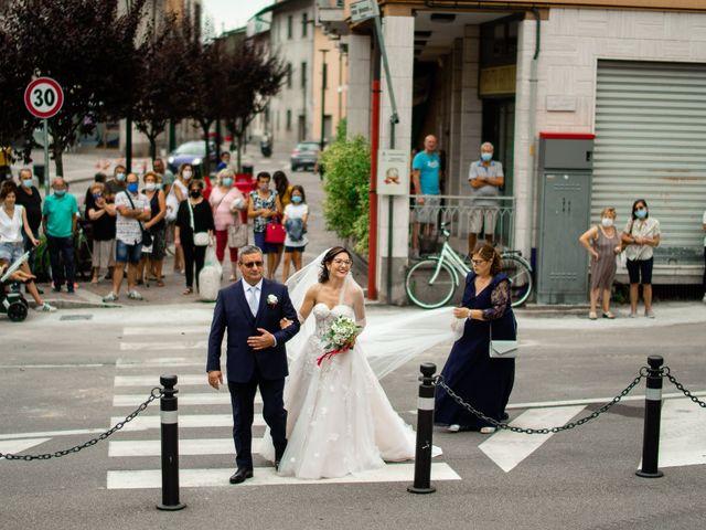 Il matrimonio di Daniele e Michela a Suisio, Bergamo 21