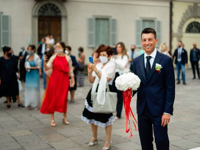 Il matrimonio di Daniele e Michela a Suisio, Bergamo 22