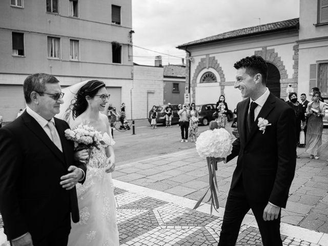 Il matrimonio di Daniele e Michela a Suisio, Bergamo 23