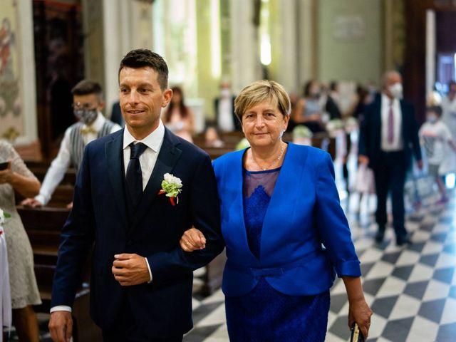 Il matrimonio di Daniele e Michela a Suisio, Bergamo 24