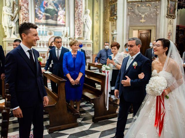 Il matrimonio di Daniele e Michela a Suisio, Bergamo 26