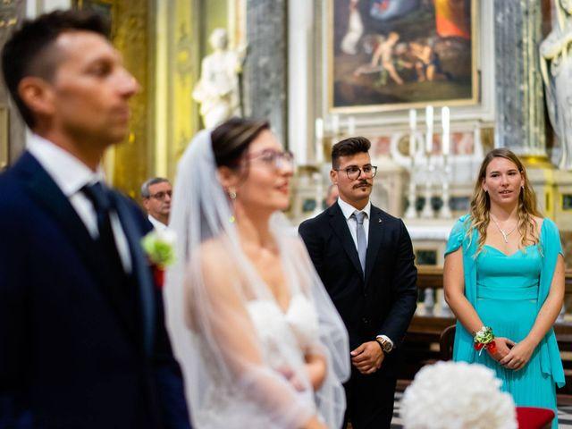 Il matrimonio di Daniele e Michela a Suisio, Bergamo 28