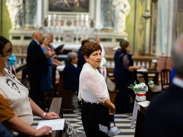 Il matrimonio di Daniele e Michela a Suisio, Bergamo 30
