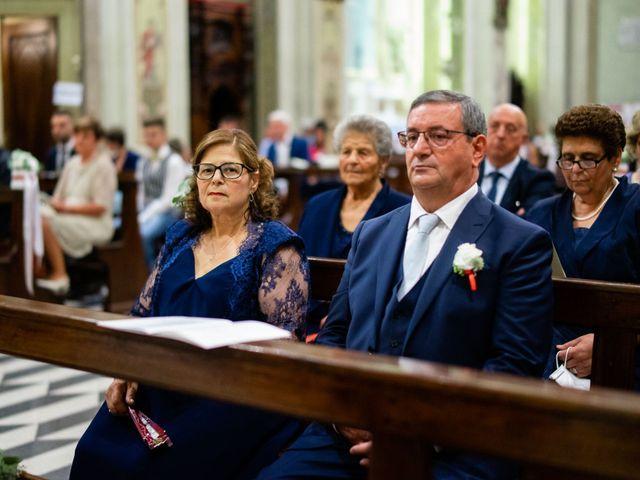 Il matrimonio di Daniele e Michela a Suisio, Bergamo 31