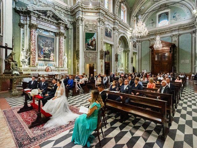 Il matrimonio di Daniele e Michela a Suisio, Bergamo 34